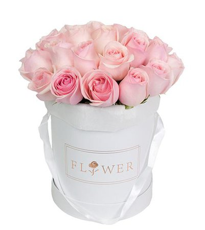Luxury Roses Flower Box - Fresh Blooms Valentine's Day Flowers Delivery - Fresh Blooms Flowers