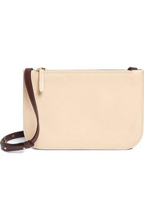 Mansur Gavriel Double Leather Crossbody Bag | Nordstrom