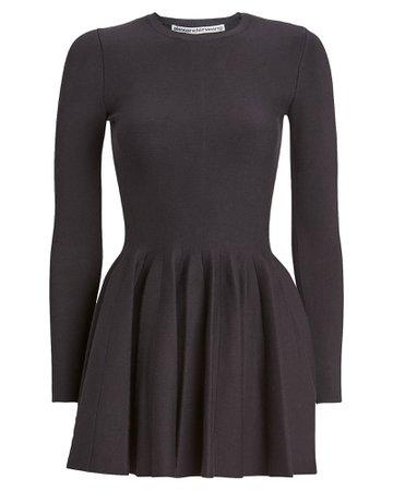 Alexander Wang | Rib Knit Mini Dress | INTERMIX®
