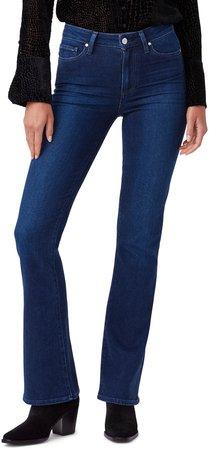 Laurel Canyon High Waist Boot Cut Jeans