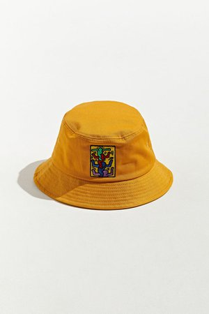 Keith Haring Bucket Hat | Urban Outfitters
