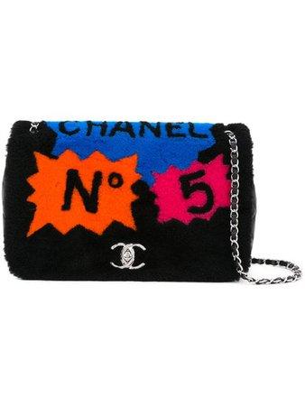 Chanel Vintage Quilted Shoulder Bag - Farfetch