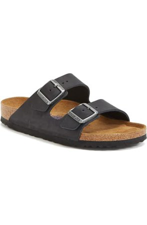 Birkenstock Arizona Soft Footbed Sandal (Women) | Nordstrom
