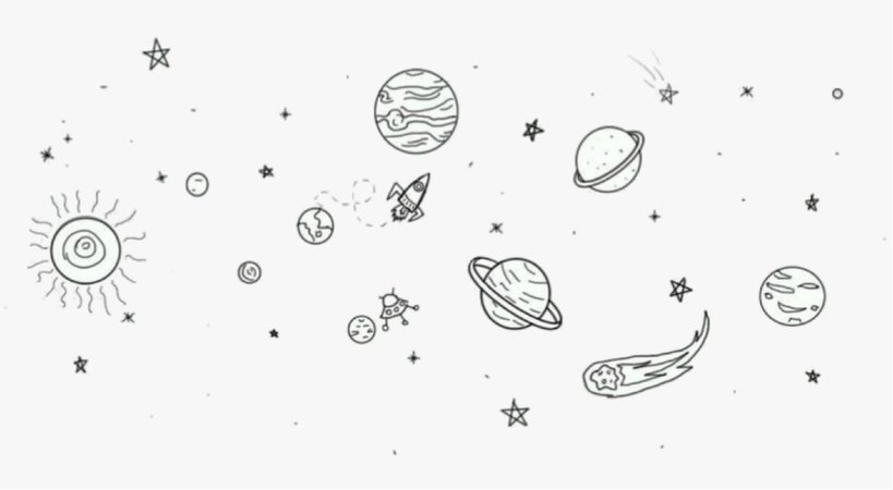 planets space