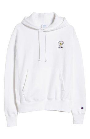Champion x Peanuts® Snoopy Hug Hoodie (Nordstrom Exclusive) | Nordstrom