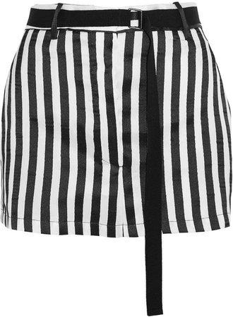 Ann Demeulemeester Mini skirt