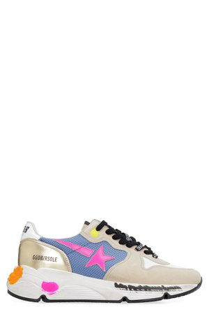 Golden Goose Running Sole Low-top Sneakers