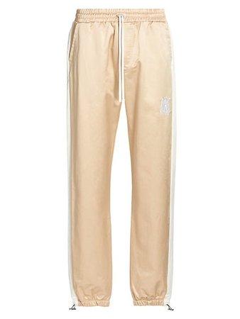 Amiri Side Stripe Drawstring Track Pants | SaksFifthAvenue