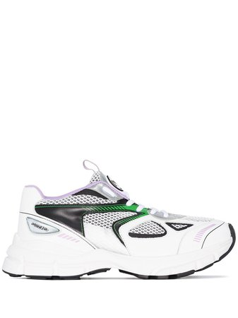 Axel Arigato Mesh Panelled Sneakers - Farfetch