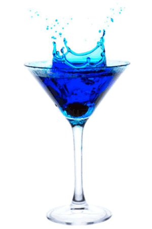blue classic drinks - Google Search
