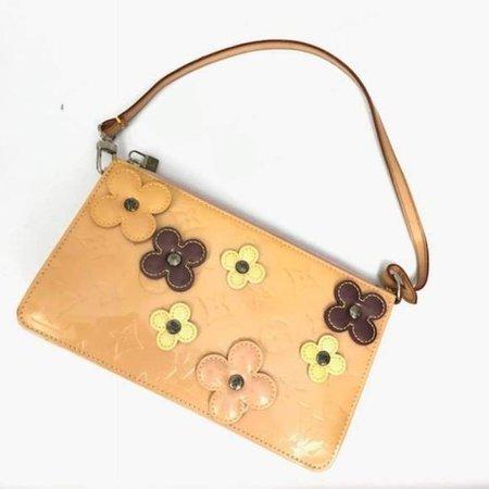 louis vuitton floral purse