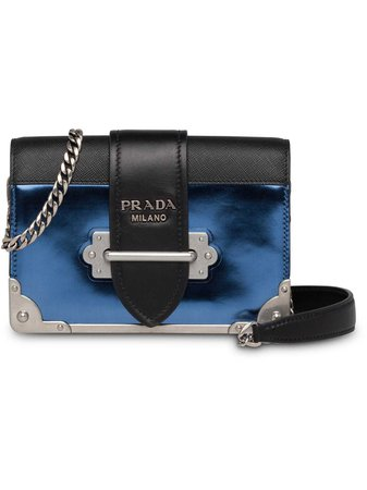 Prada Cahier Shoulder Bag - Farfetch