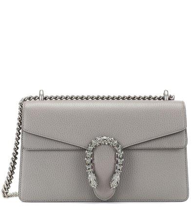 Dionysus Small Leather Shoulder Bag   Gucci - Mytheresa