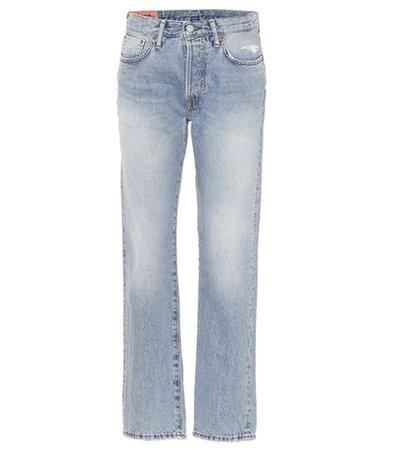 Blå Konst 1997 straight jeans
