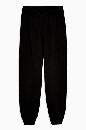 Black Classic Sweatpants | Topshop