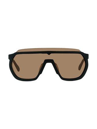Kenzo Injected Mask Shield Sunglasses | SaksFifthAvenue