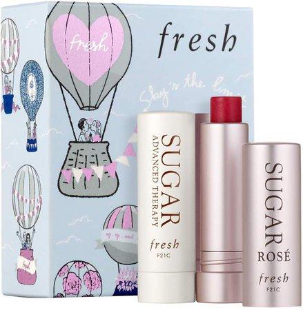 Sugar Lip Moisturizing Duo Gift Set