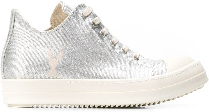 Gym embroidery sneakers