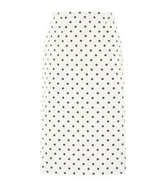 Sigma Polka Dot Midi Skirt