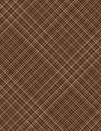 brown plaid background 2
