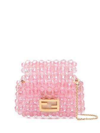 Fendi Beaded Mini Crossbody Bag - Farfetch