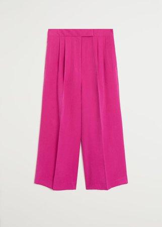 Pants for Women 2020 | Mango USA