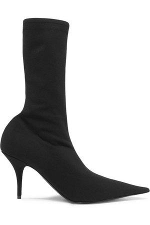 Balenciaga | Knife spandex sock boots | NET-A-PORTER.COM