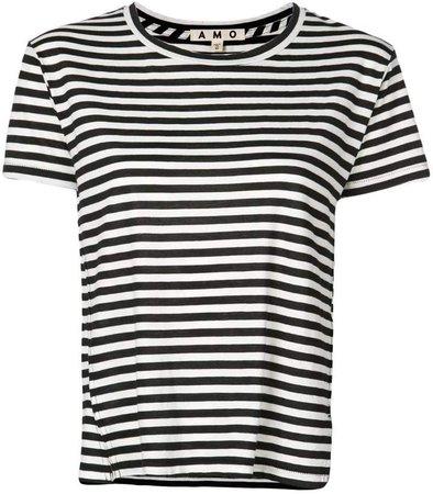 striped Twist T-shirt