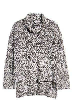 MINKPINK True Friends Cowl Neck Bouclé Sweater | Nordstrom