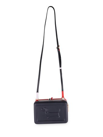 Thom Browne Rwb Hector Crossbody Bag