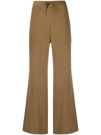 Société Anonyme drawstring trousers