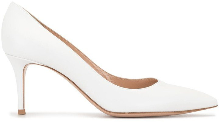 Pointed Toe 70mm Pumps