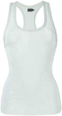 Pre-Owned sleeveless top