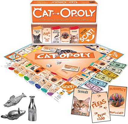 Late for the Sky Cat-Opoly: LatefortheSky: Toys & Games