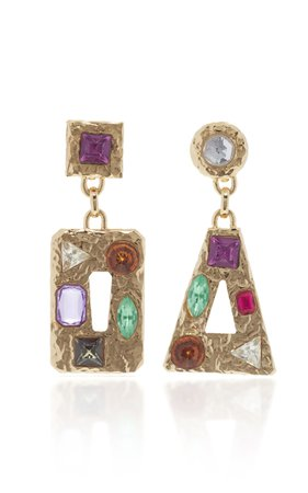 Gia Earrings by RIXO | Moda Operandi