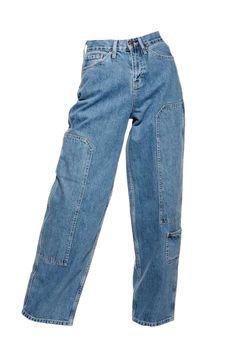 (27) Pinterest - **Cargo 90s Baggy Jeans by Boutique | dw666