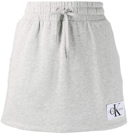 casual a-line skirt