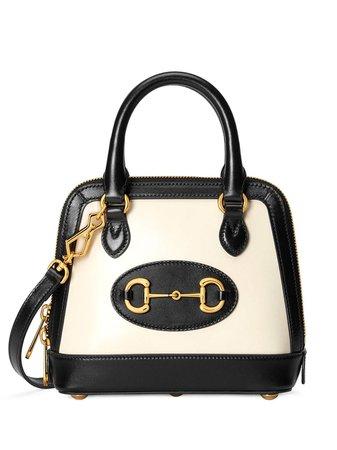 Gucci Horsebit detail 1955 tote bag - FARFETCH