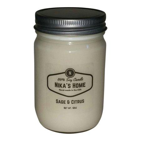 Sage & Citrus – Nika's Home