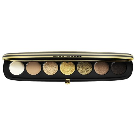 Eye-conic Multi-Finish Eyeshadow Palette in Extravagance! - Limited Gold Edition - Marc Jacobs Beaut