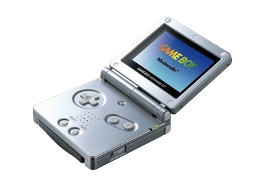 silver gameboy color