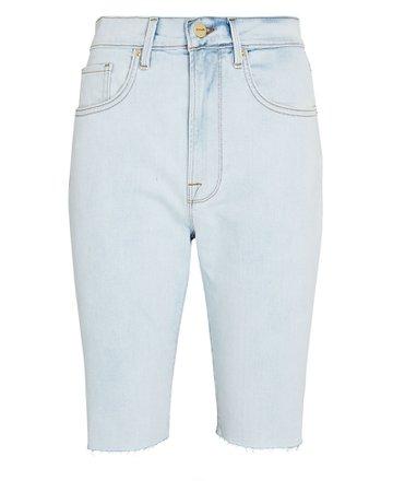 FRAME Le Vintage Bermuda Shorts | INTERMIX®