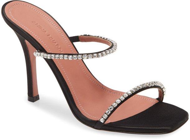 Gilda Crystal Strap Sandal