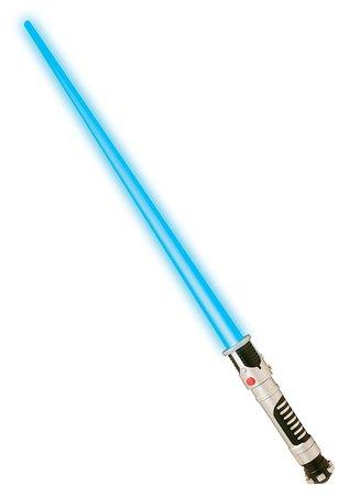 Rubies Costume Star Wars Clone Wars Anakin Skywalker Light Saber Costume Accessory 8631 [1540961668-21424] - $8.12
