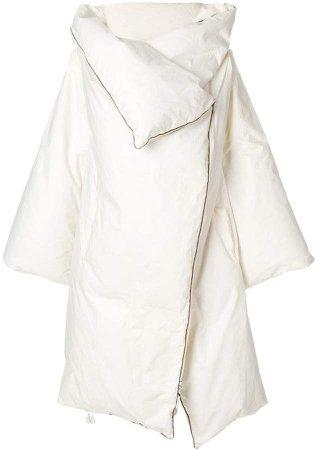 Pre-Owned 1999 artisanal duvet coat
