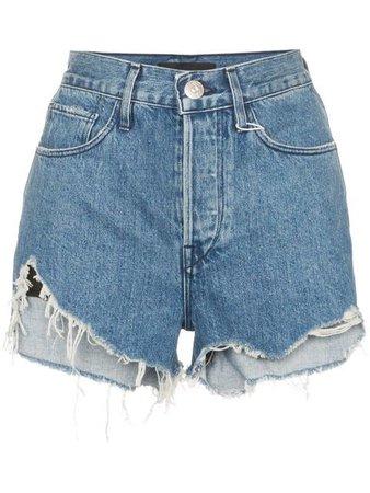 3x1 Shorts De Mezclilla Carter - Farfetch