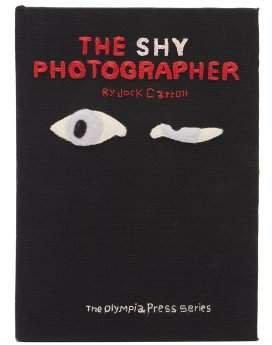 Olympia Le Tan The Shy Photographer Embroidered Book Clutch - Womens - Black Multi