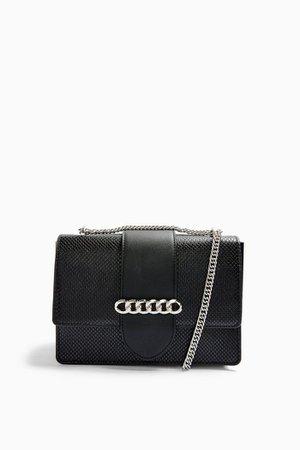 SAMBA Black Shoulder Bag | Topshop