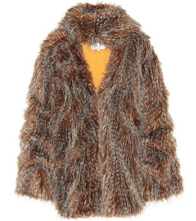 Fabula faux fur jacket
