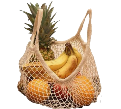 fruit grocery bag